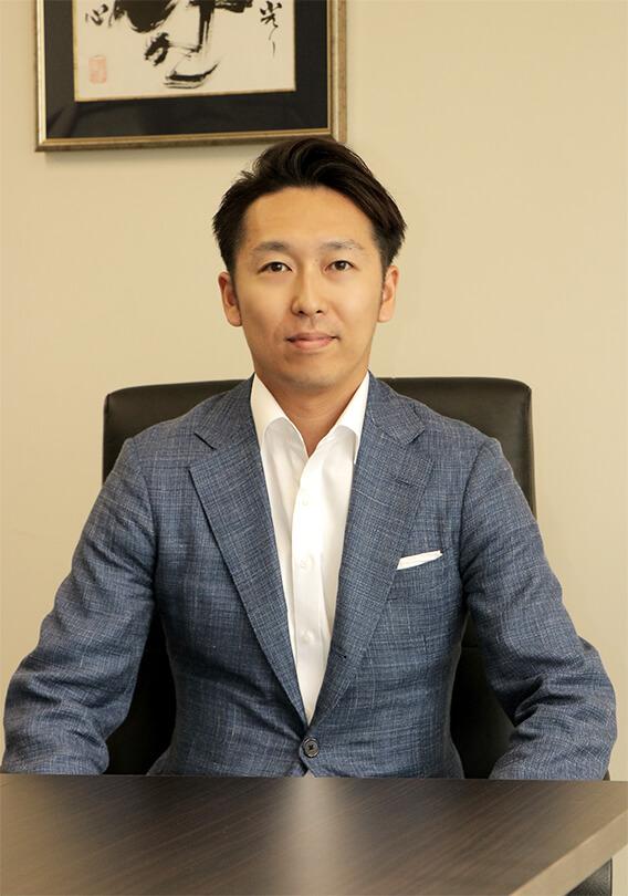 代表社員 藤田賢 写真